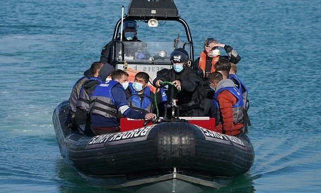 New £200million Border Force armada will patrol Britain's coastline
