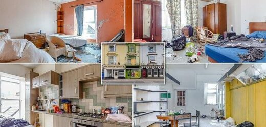 New owner wanted for eyesore two-bed home on market for £40k