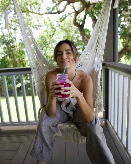 Nikki Reed: I work full time, but I don't have any professional childcare