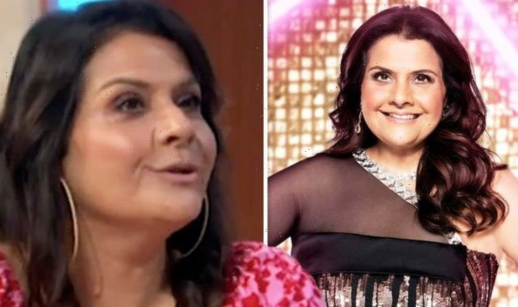 Nina Wadia 'threw up' after Strictly Come Dancing news I was terrified