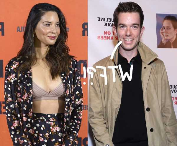 Olivia Munn Steps Out In Baggy Clothes & Fans Go CRAZY Wondering If She's Pregnant By John Mulaney – WTF?!