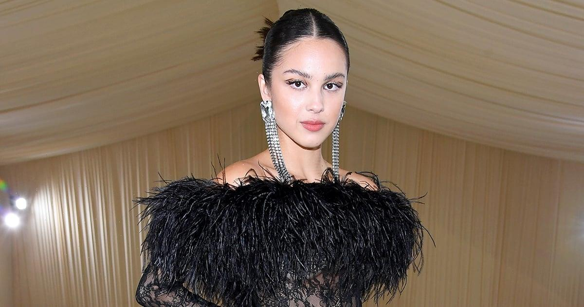 Olivia Rodrigo Did Not Play It Safe at Her First Met Gala — See Her Sheer Lace Catsuit
