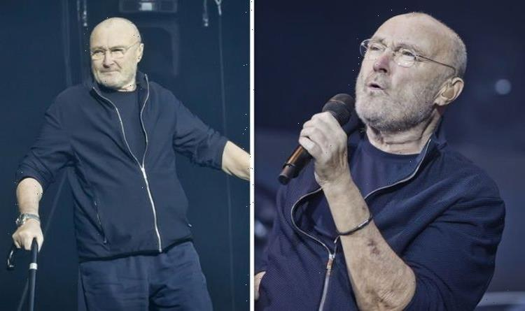 Phil Collins: 'I was very close to dying' – the musician's harrowing health battle