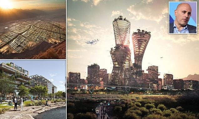 Plans for eco-friendly, drought-resistant Telosa City are unveiled
