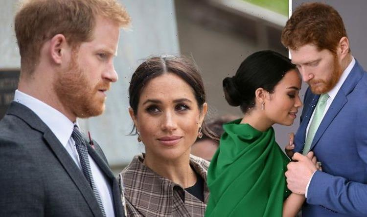Prince Harry and Meghan Markle actors felt the emotional weight of the royalslives