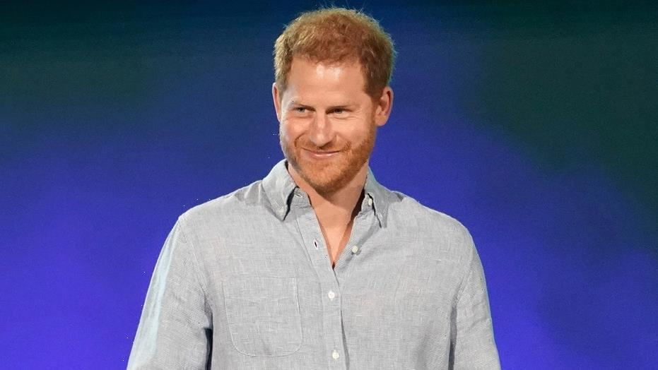 Prince Harry receives birthday tributes from British royal family members