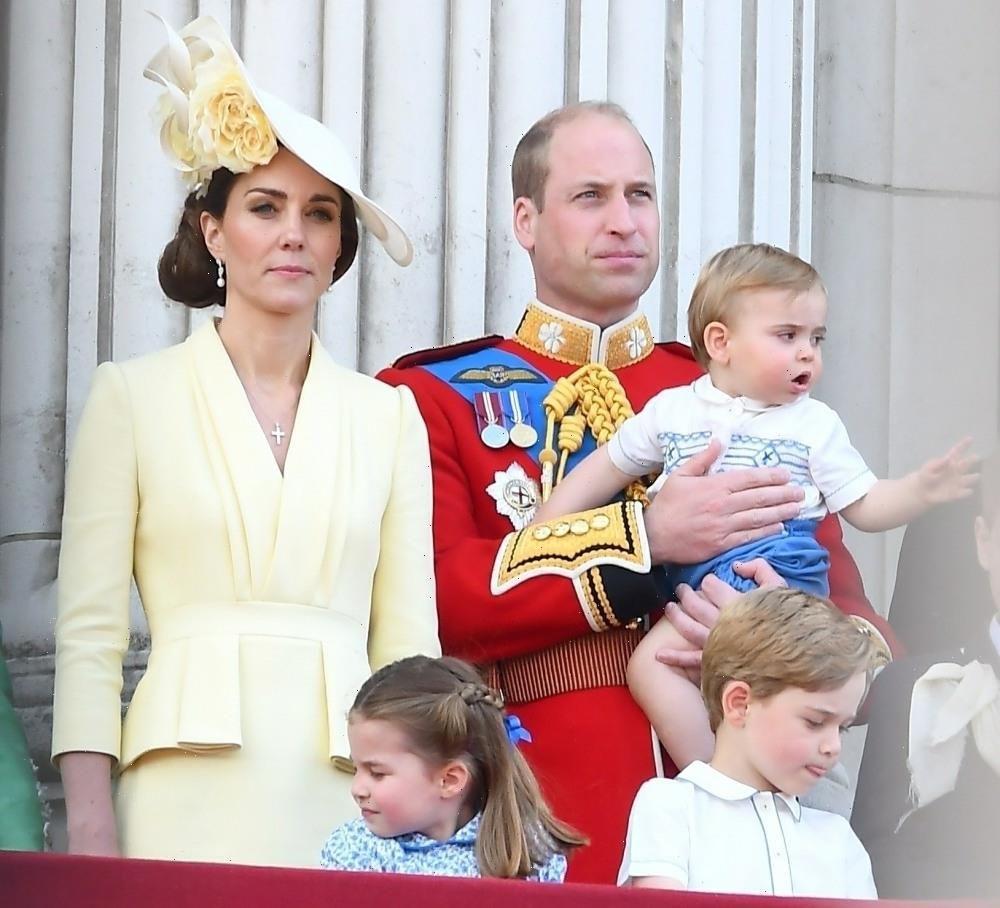 Prince William & Kates children are very polite & have all the right ingredients