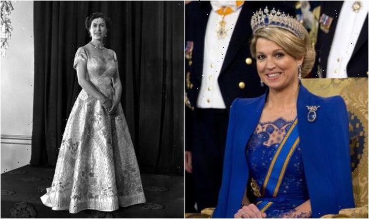 Queen Maxima's Coronation style 'dramatic' compared to Queen Elizabeth's
