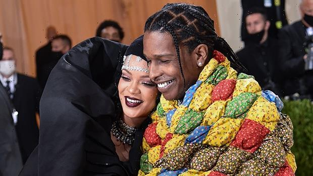 Rihanna Was Thrilled To Have Boyfriend A$AP Rocky By Her Side At Met Gala: It Was A Special Night