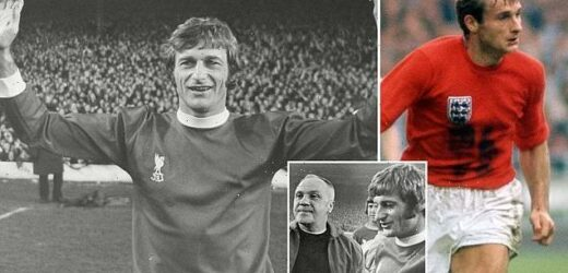 Roger Hunt was unfairly the quiet man of England's 1966 glory