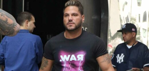 Ronnie Ortiz-Magro Has Probation Revoked, Must Take 26 Parenting Classes