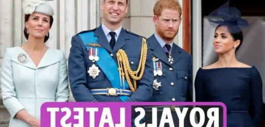 Royal Family latest news: William & Kate 'have no control over Harry & Meghan' as Philip will to be sealed for 90 YEARS