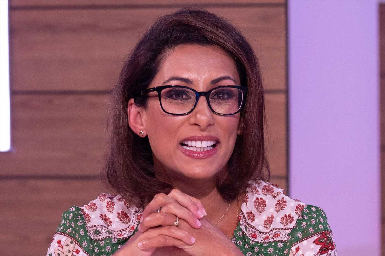 SAS star Saira Khan takes a swipe at Loose Women colleagues in fiery rant as feud continues