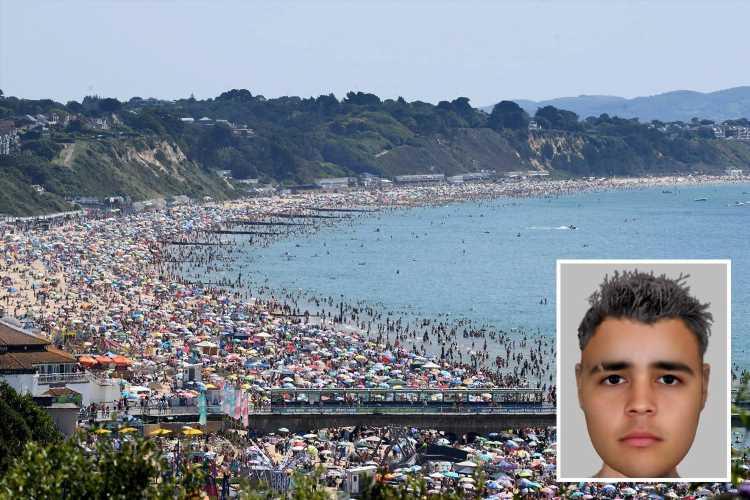 Schoolgirl, 15, raped in the sea on Dorset beach recalls horrific moment attacker pounced