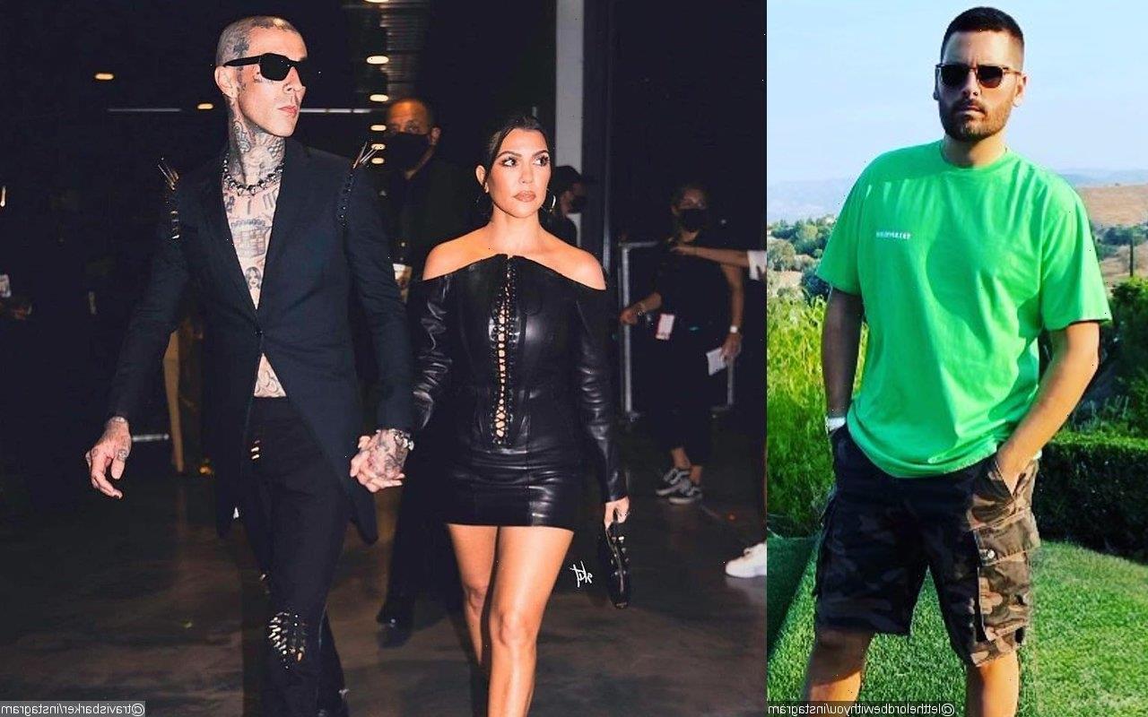 Scott Disick Reportedly Jealous Over Kourtney Kardashian and Travis Barkers Relationship