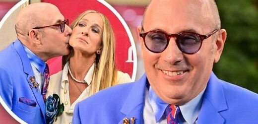 Sex and the City star Willie Garson dead at 57 after 'cancer battle'
