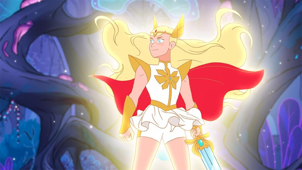 She-Ra Live-Action Series in Early Development at Amazon (EXCLUSIVE)
