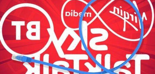 Slow broadband? Here's what BT, Virgin Media, TalkTalk, and Sky customers need to do