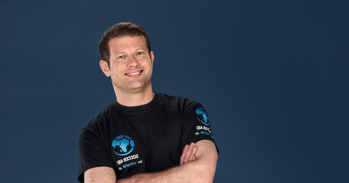Soccer Aid's Dermot O'Leary fans speechless as real Irish name unveiled as Seán