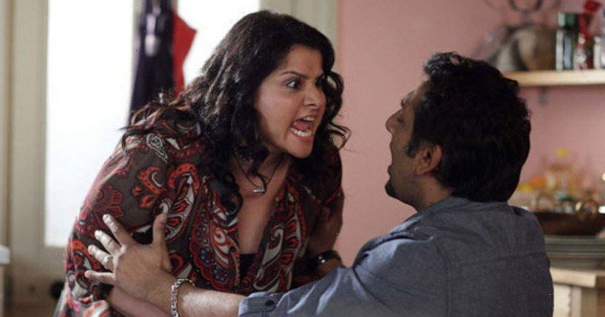 Strictlys Nina Wadia influenced her EastEnders wardrobe and hates getting glam