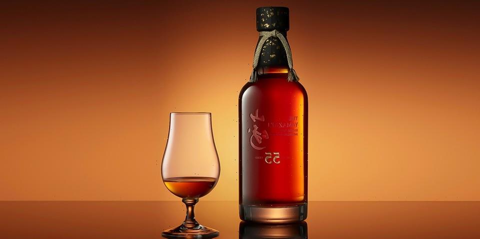 Suntory's Oldest Yamazaki 55 Whiskey Is Now Available Globally