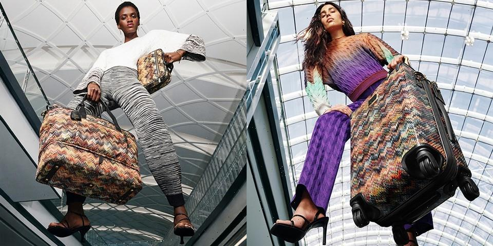 TUMI Partners With MISSONI for Exclusive Collaboration