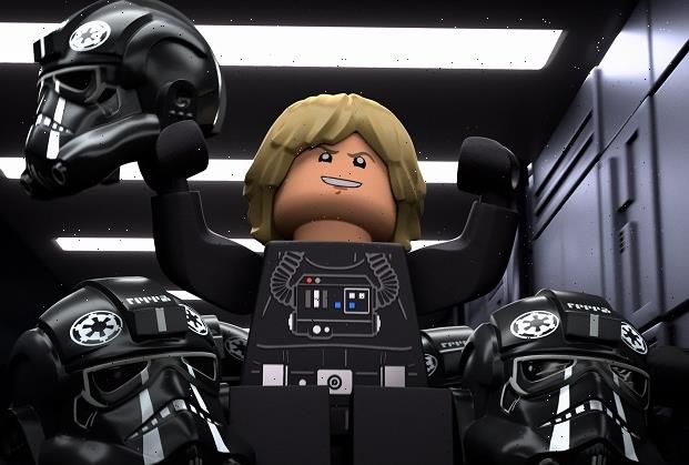 TVLine Items: LEGO Star Wars' Spooky Trailer, Janet Doc Teaser and More