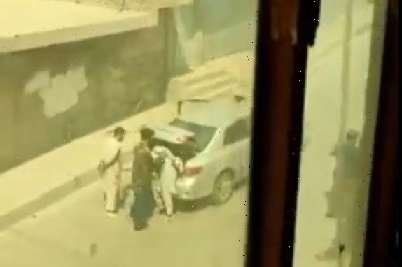 Taliban 'brutally execute Afghans in streets, hang victims while shooting bodies and bundle civilians into car boots'