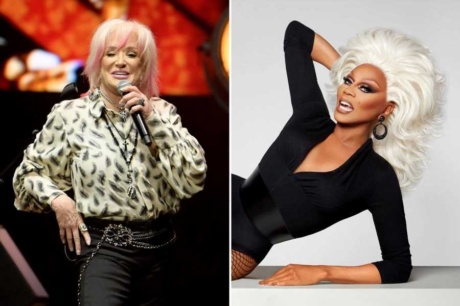Tanya Tucker, RuPaul's 'This Is Our Country' Collab Is Fit for a Queen