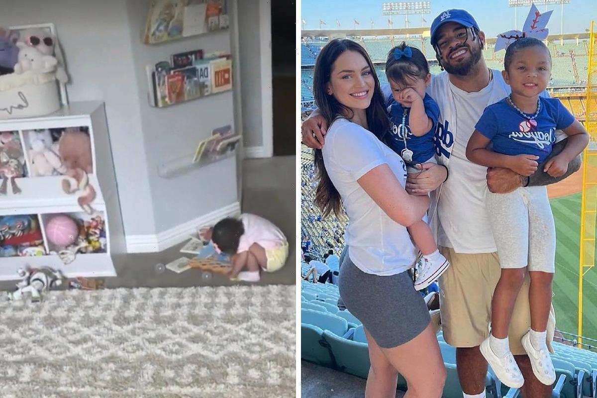 Teen Mom star Cory Wharton's girlfriend Taylor Selfridge gives fans a tour inside their new California home
