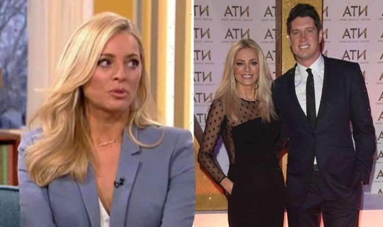 Tess Daly saddened to skip NTAs for first time as husband Vernon forced to attend alone