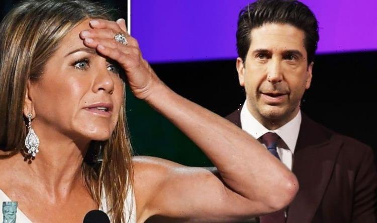 Thats my brother! Jennifer Aniston brands David Schwimmer dating rumours bizarre