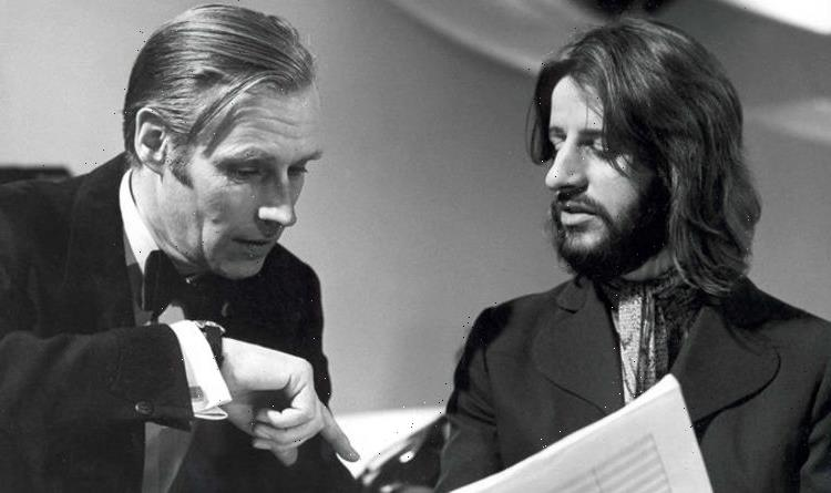 The Beatles: Ringo Starr was not allowed to play drums on bands first single