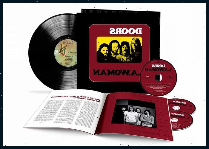 The Doors To Release L.A. Woman 50th Anniversary Deluxe Edition