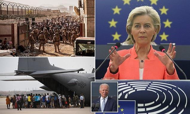 The EU set to build military following US abandonment of Afghanistan