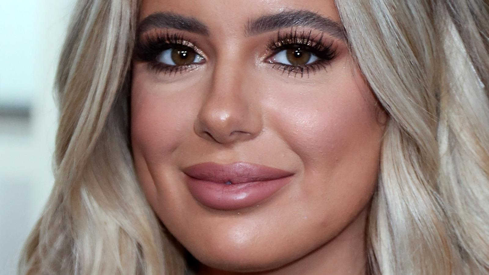The Real Reason Brielle Biermann Got Jaw Surgery