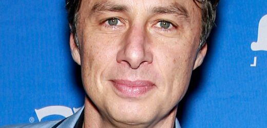 The Truth About Amanda Kloots And Zach Braff
