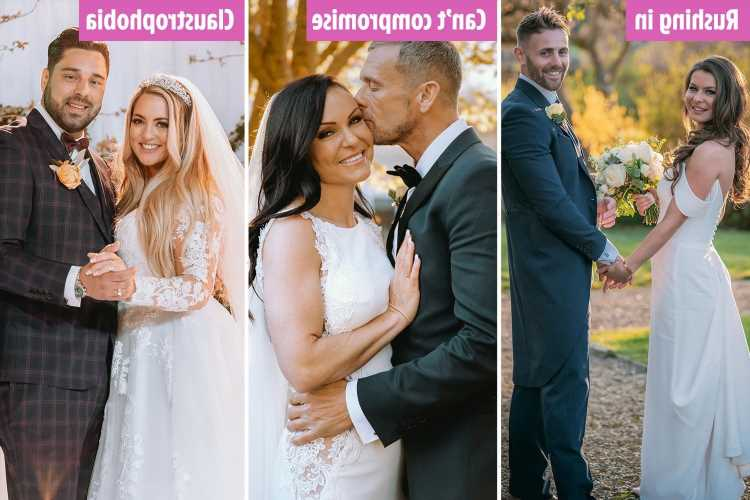 The one thing which will be a dealbreaker for each Married At First Sight couple & who'll actually last, expert reveals
