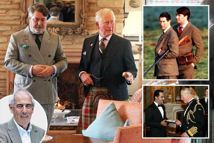 The sleaze row aide who could stop Prince Charles becoming King