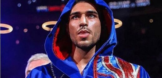 Tommy Fury paid touching tribute to girlfriend Molly-Mae Hague on boxing robe – but did you spot it?