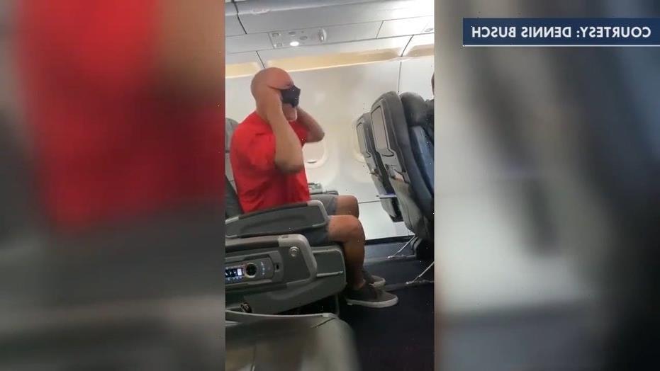 Utah police criminally cite American Airlines passenger seen growling, shouting 'Joe Biden' on flight