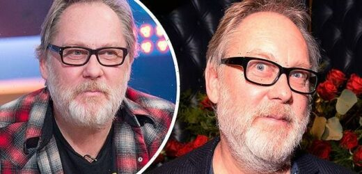Vic Reeves reveals he has lost hearing in his left ear