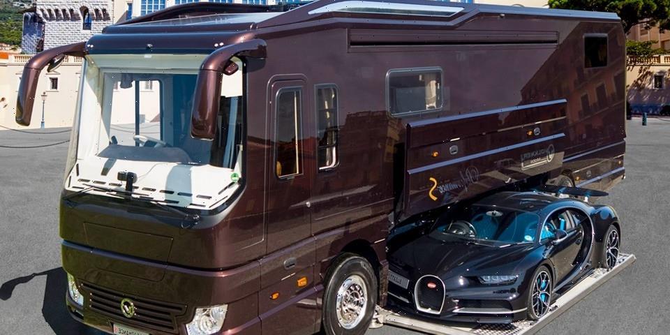 Volkner Unveils Its $7.7 Million USD Performance S Luxury RV