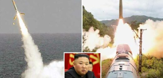 WW3 fears as Kim Jong-un warns of chilling new nuclear arms race over Australia sub deal
