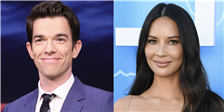 Watch John Mulaney Confirm He and Olivia Munn Are Expecting a Baby!