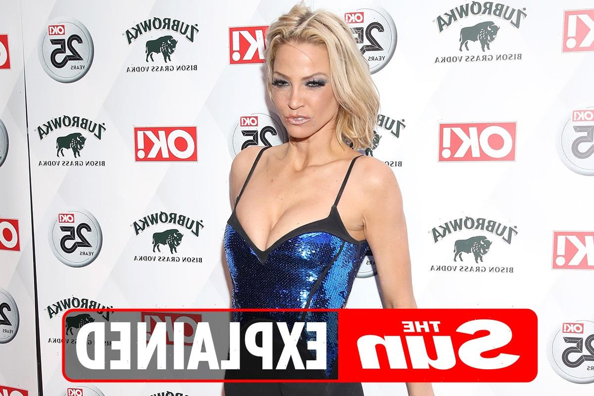 Where was Sarah Harding born and where did she live?