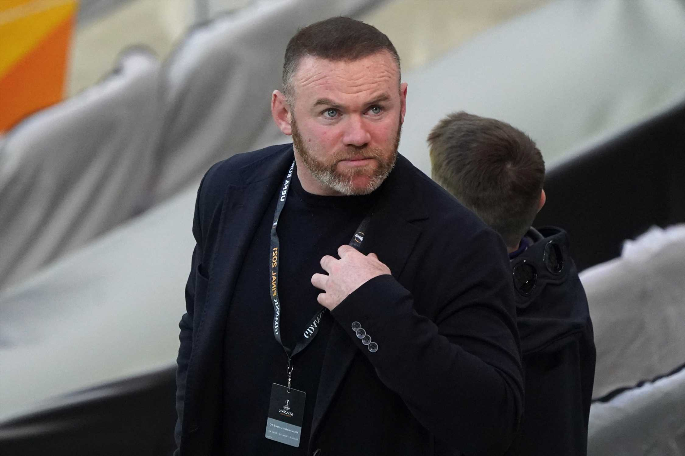 Which club does Wayne Rooney play for now and who has England Soccer Aid star played for?