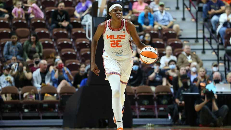 Who is Jonquel Jones? How Connecticut Sun star became frontrunner for WNBA MVP