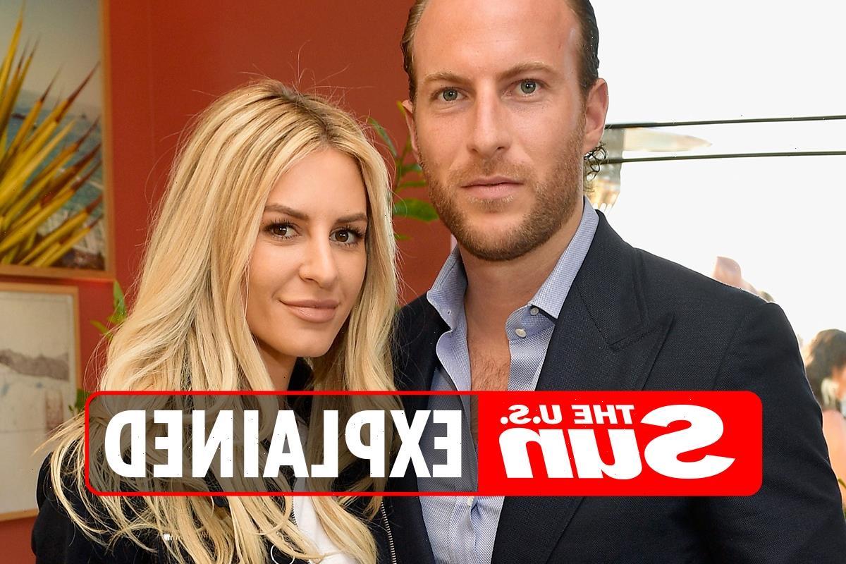 Who is Morgan Stewart's ex-husband Brendan Fitzpatrick?