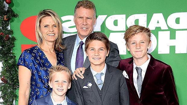 Will Ferrell's Kids: Meet His 3 Sons Magnus, Mattias, & Axel